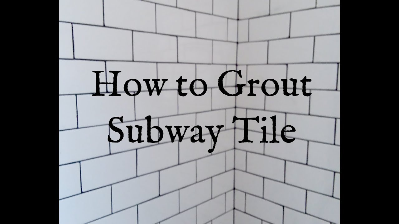 How to install subway tile part 2 grouting subway tile youtube how to install subway tile part 2 grouting subway tile dailygadgetfo Gallery