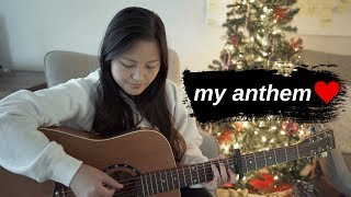 lose you to love me - selena gomez (acoustic cover)