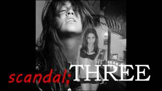 scandal; THREE {Rated R Disney Story}