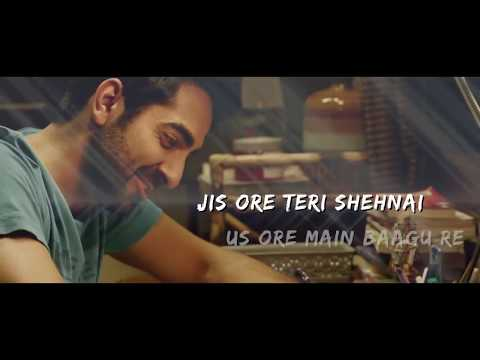 nazm-nazm-full-song-lyrical-whatsapp-status-|-bareilly-ki-barfi-|-ayushmann-khurrana,-kriti,-arko