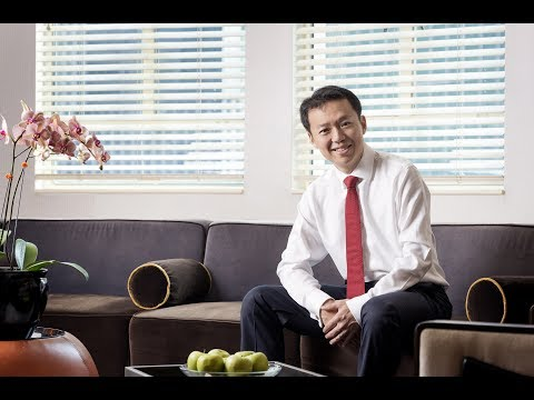 Ascott's CEO Lee Chee Koon receives Business China Young Achiever Award 2017