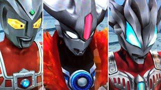 【レオゼロナックル × アストラ × リーオーバーフィスト】ウルトラマン◆フュージョンファイト #649『銀河皇帝と暗黒の支配者』★×10 ULTRAMAN Fusion Fight