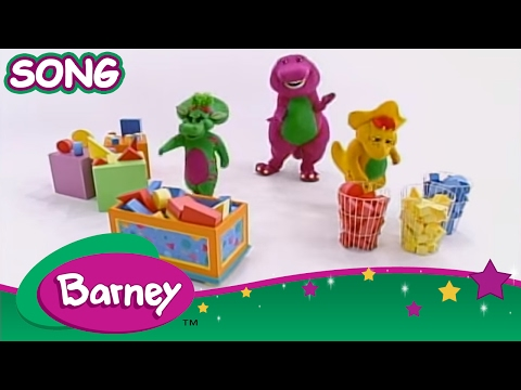 Barney - Itsy Bitys Spider, Hickory Dickory Dock + More Songs