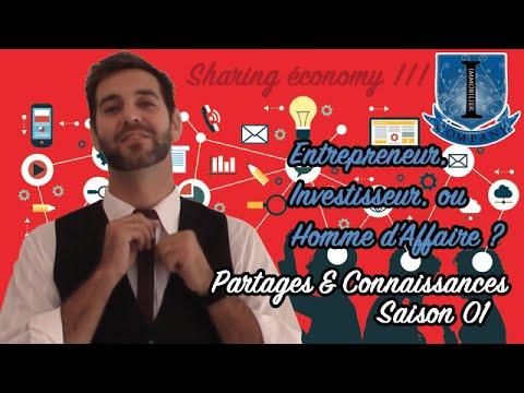 Etes-vous un investisseur, un entrepreneur ou un homme d'affaire ? P&C 02