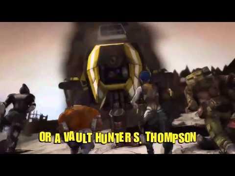 BORDERLANDS 2 RAP by Dan Bull 10 hour Version