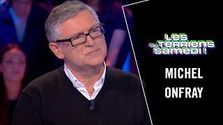 Invité : Michel Onfray