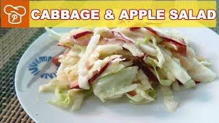 Want something light for your meal? or are you looking a side dish. this cabbage and apple salad recipe will give but savory taste. it is eas...