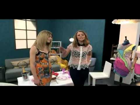 Kimberley Walsh & Nicola Roberts - Styled To Rock 2012