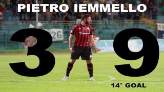 39° Gol del Foggia 2015-2016 RE PIETRO IEMMELLO