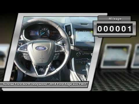 2018 Ford Edge North Hollywood,Los Angeles,San Fernando Valley,Glendale,Burbank M80382