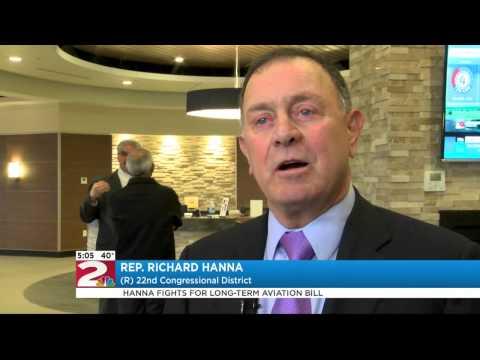 Hanna fights for long term aviation bill