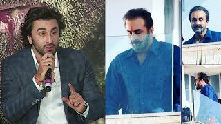 Ranbir Kapoor REVEALS The Details Of Sanjay Dutt's Biopic