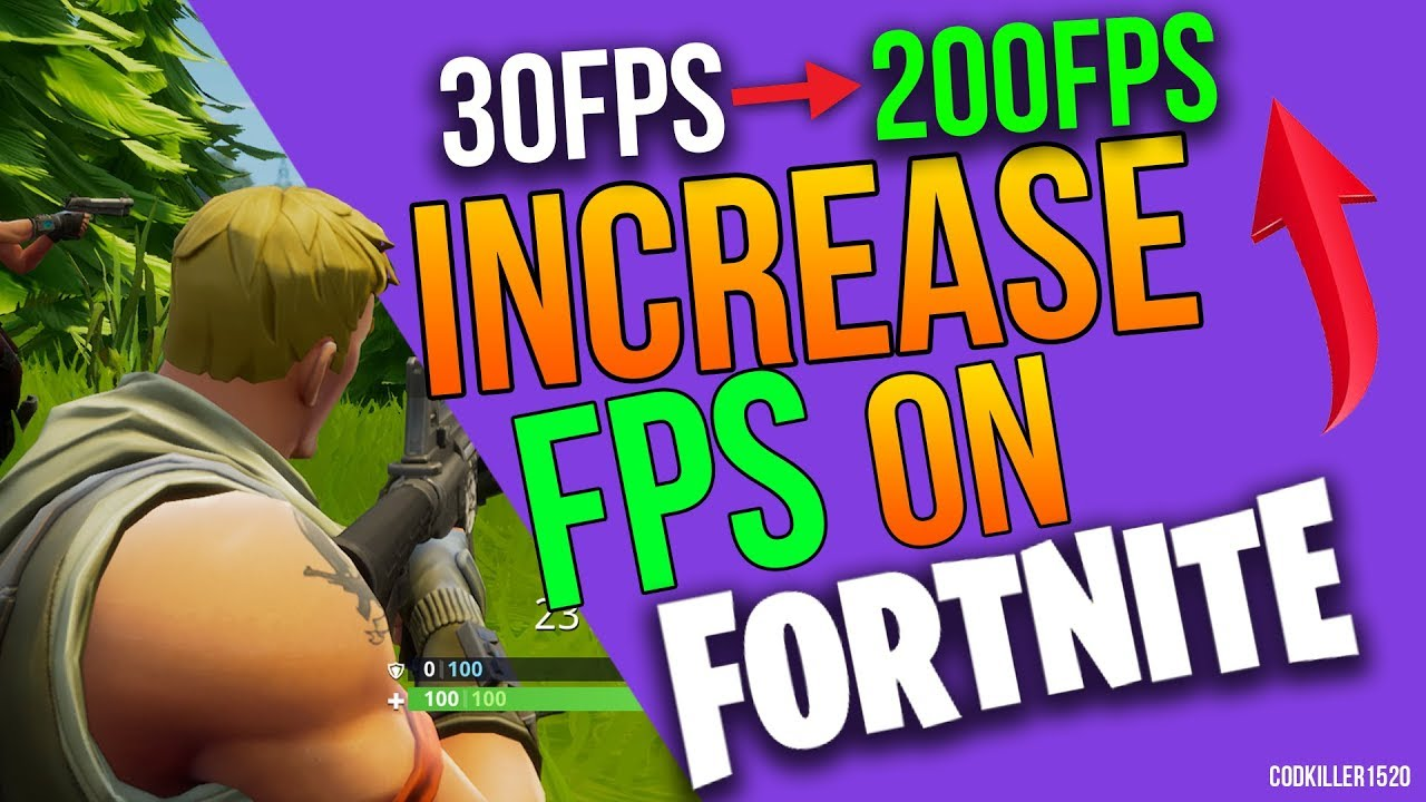 How to raise fps
