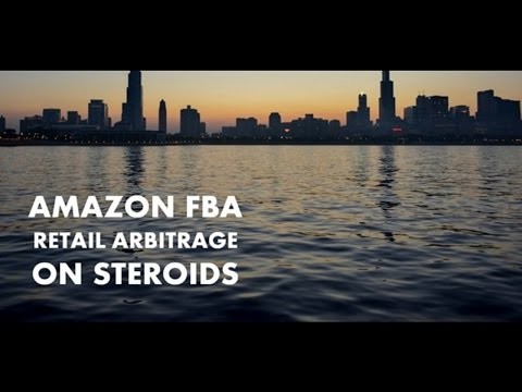 Amazon FBA Retail Arbitrage on Steroids (Six-Figures in Year One)