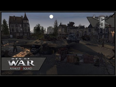 Rescuing the General in Warsaw - MoW:AS2 - FoW USSR Campaign #1
