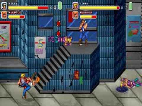 Double Dragon Fists Of Rage Youtube