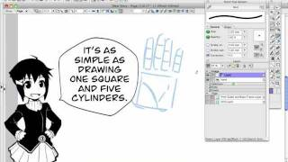 How to Draw Manga with Sen and Kai - Draw Hands