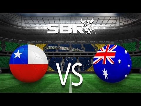Chile vs Australia (3-1) 13.06.14 | Group B World Cup 2014 Preview