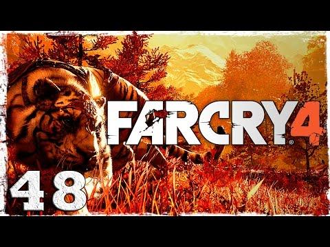 Смотреть прохождение игры Far Cry 4. #48: Штурм крепости верхом на слоне.