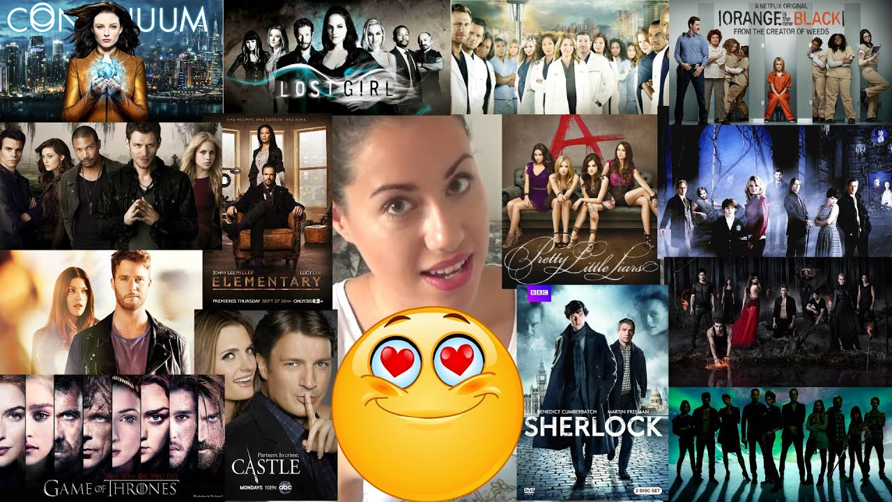 What Tv Shows To Watch 2015/16