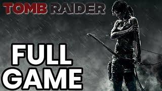 Tomb Raider (2013) - Full Game Walkthrough (No Commentary Longplay)