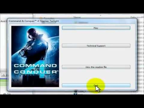 How to Get Command and Conquer 4 Tiberian Twilight 100% WORKS