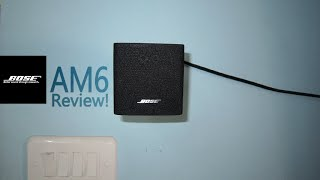 Bose Acoustimass 6 Review!