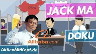 Jack Ma DOKU - Alibaba Gründer und Multimilliardär