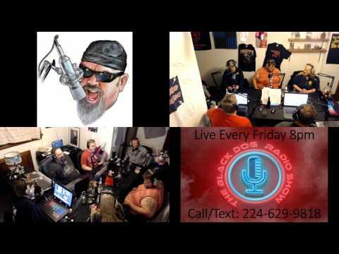 The Black Dog Radio Show Episode #82
