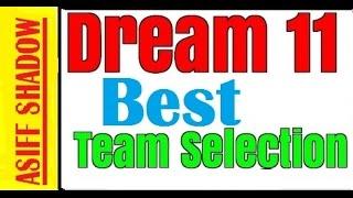 dream 11 prediction