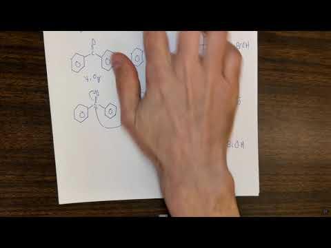 ACHM 223 Experiment 12 Grignard Reaction Triphenylmethanol