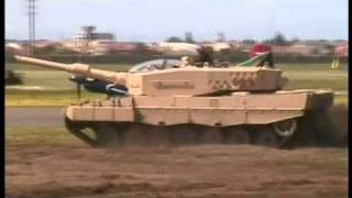 Leopard 2A4 Demostration AAD 2010