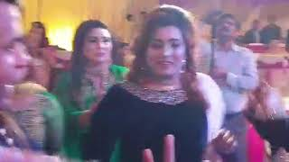 All Stage Artists performing on Ahmed Nawaz's Song #Chitta #Chola. Raima Khan's sister wedding