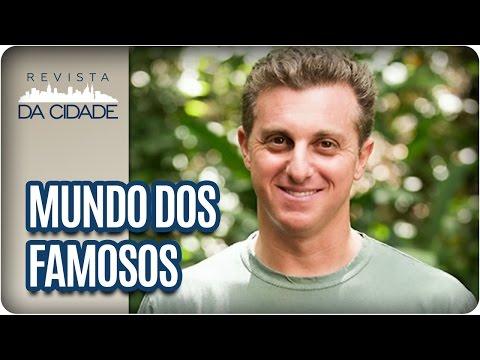 Luciano Huck, Marcelo Rezende e Rodrigo Faro - Revista da Cidade (15/05/2017)