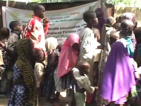 Living Condition Of IDPS In Bama