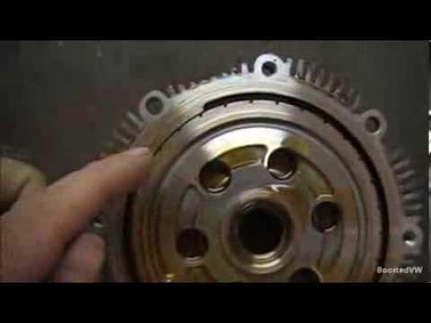Nissan TD27 waterpump replacement