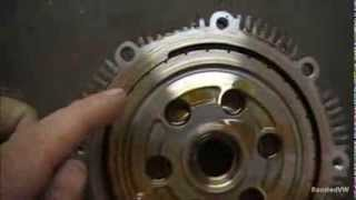 Nissan TD27 waterpump replacement