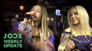 นิว-จิ๋ว-live-รายการ-joox-weekly-update-04-05-18