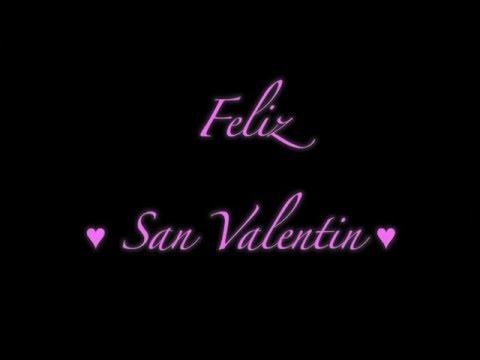Feliz San Valentin ♥ Apología