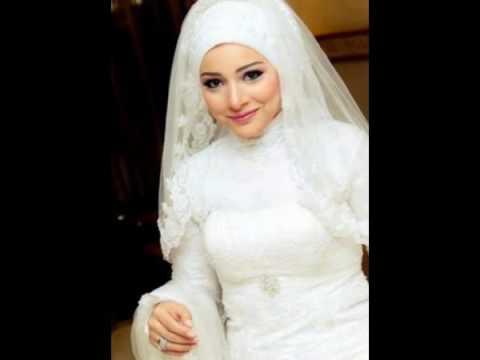 282d9f13c34ed فساتين فرح محجبات 2016 احدث فساتين زفاف المحجبات Wedding Dresses ...