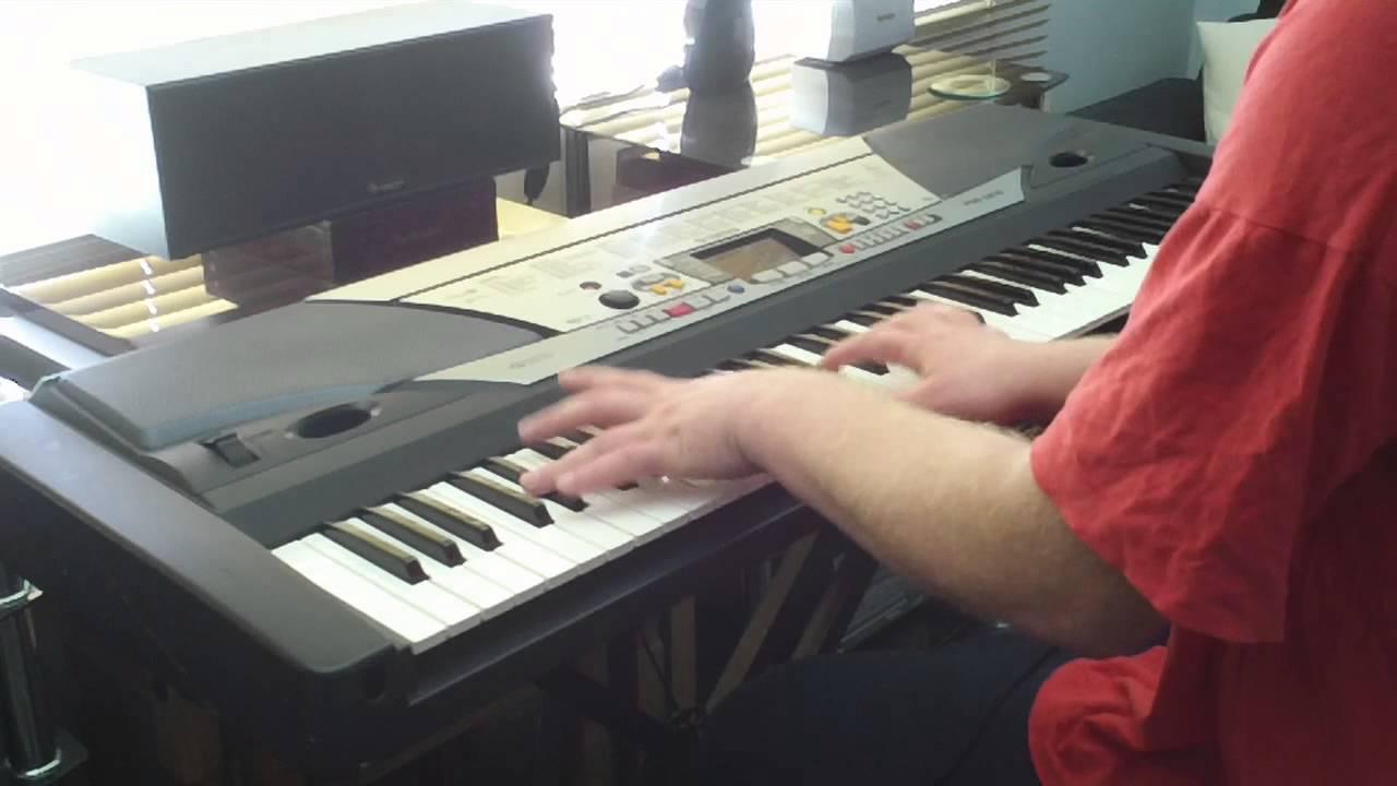 yamaha psr gx76 keyboard 256 sounds features part 1 3 youtube rh youtube com PSR Yamaha PSR E443 Series yamaha psr gx76 manual pdf