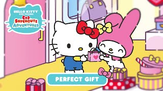 Download Hello Kitty and Friends Supercute Adventures | The Perfect Gift (NEW ANIMATION)