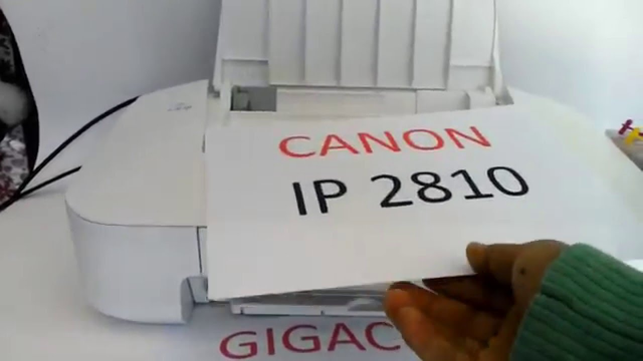 CANON IP2800 DRIVER DOWNLOAD FREE