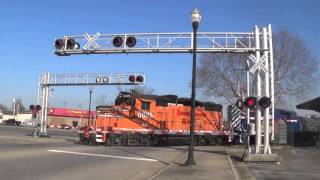 main street al 205 railroad crossing albertville al