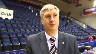 видео Универсальный спортивный комплекс ЦСКА