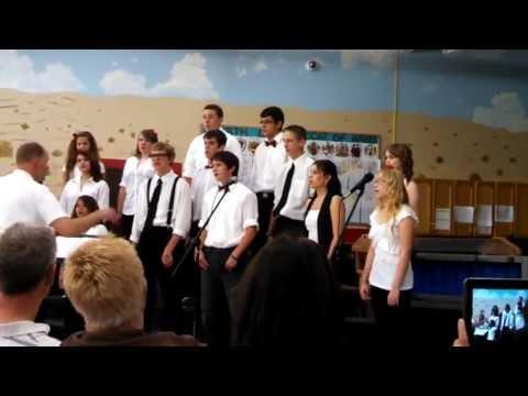 O Sifuni Mungu by the Swallows Charter Academy High School Choir