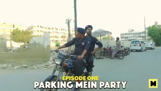 Naughty No Parking | Mazhar Fakhar | Ali Gul Pir & MangoBaaz