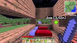 �������� ���� Выживание в Minecraft Hardcore. Часть 2 - ДОСТРОЙКА ДОМА ������