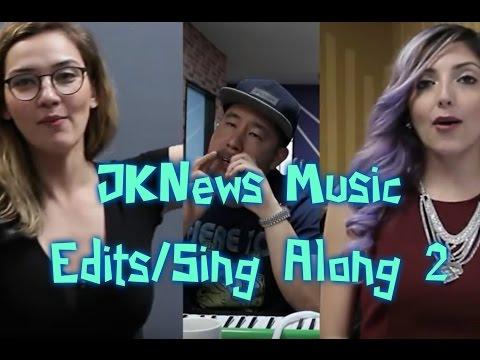 JustKiddingNews Music Edits/Sing Along 2
