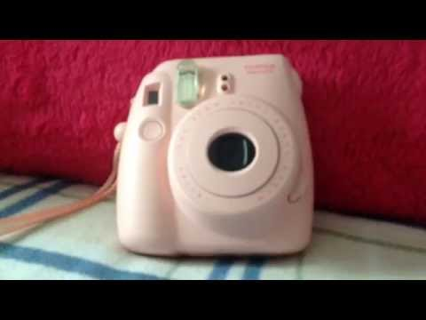 How To Change The Film In A Instak Mini